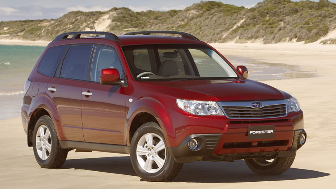 Carmakers will tell you their SUVs drive just like a regular car, but of them all, the Forester is one of the best.