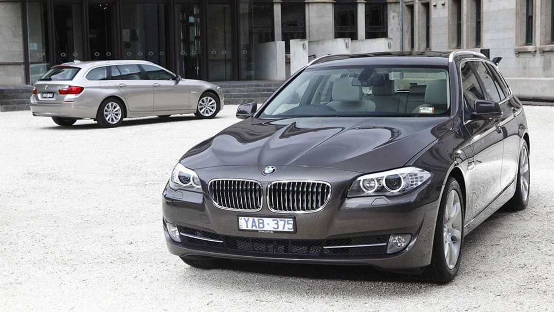 Used Bmw 5 Series Review 2000 2016 Carsguide