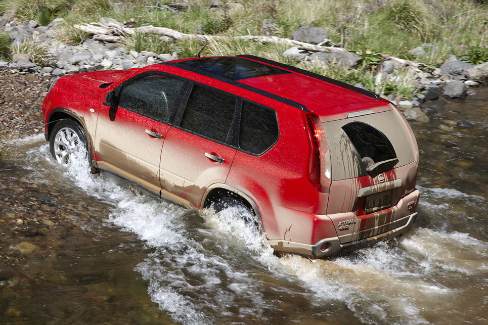 Nissan added front-wheel drive versions in 2011 to meet the demand for a high-riding wagon from buyers not wanting to go off road.