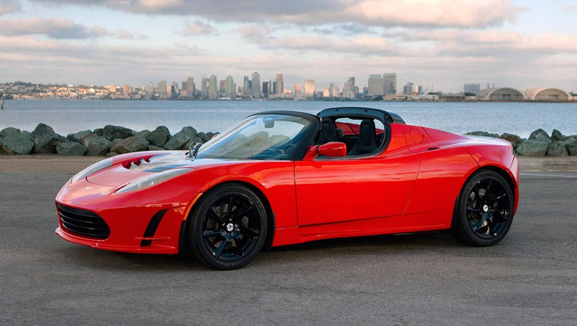 The new Tesla Roadster which is due to be released next year claims to have a range of around 900km. (image: supplied by manufacturer)