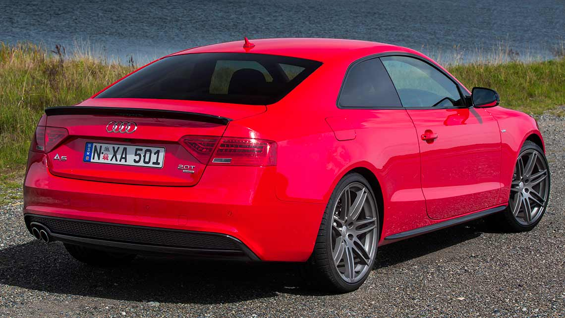 2014 Audi A5 Coupe S-Line Competition