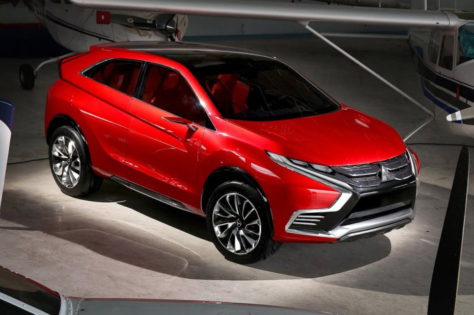 Mitsubishi Eclipse 2015 >> Mitsubishi Eclipse Cross Exceed Awd 2018 Review Carsguide