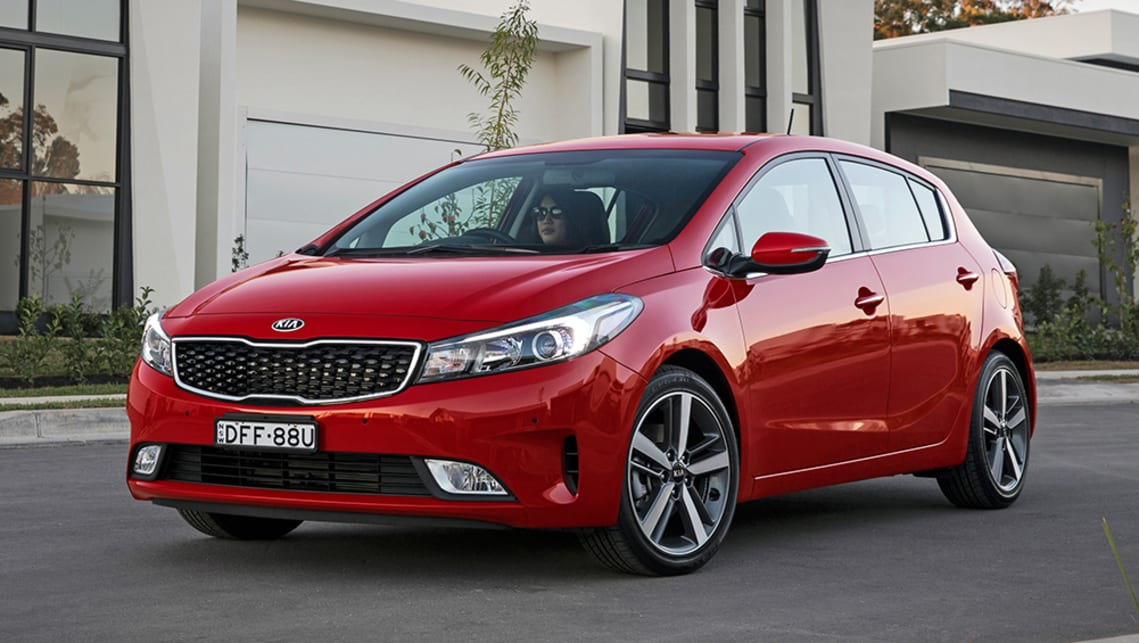 Thanks to strong reliability and a 5-star ANCAP rating (Oct 2013+), the Kia Cerato is also worth a look.