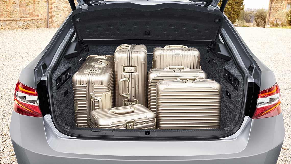 Skoda Superb 2016 Review Carsguide