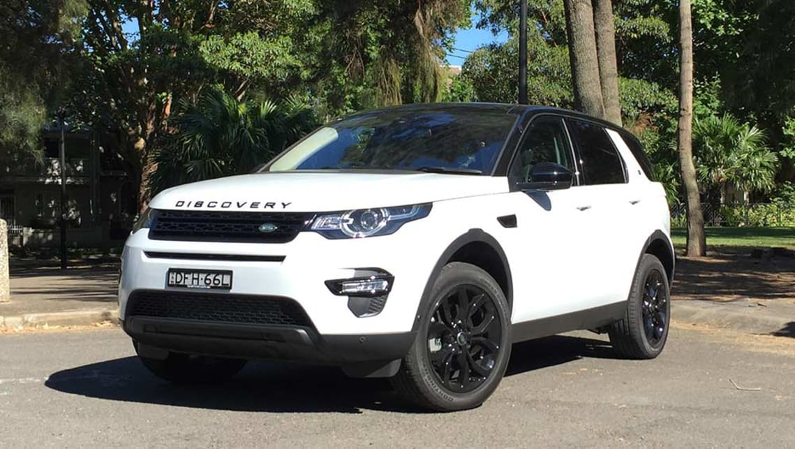 Discovery Land Rover >> Land Rover Discovery Sport Si4 Se 2016 Review Carsguide