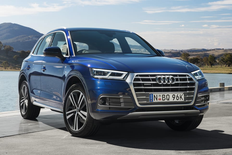Audi Q5 2017 review | CarsGuide