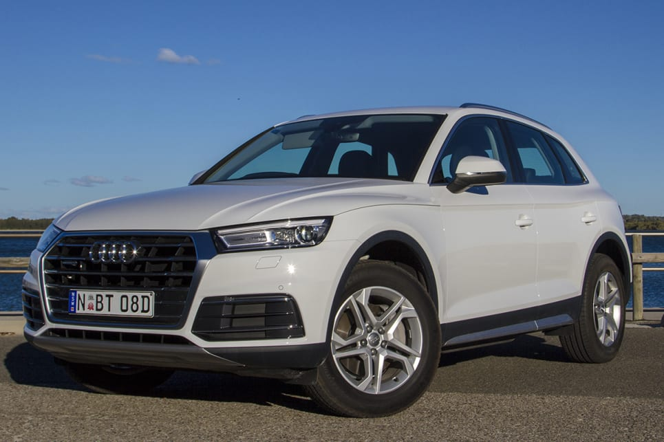 The new Q5 should be yet another sales winner for Audi. (image credit: Peter Anderson)