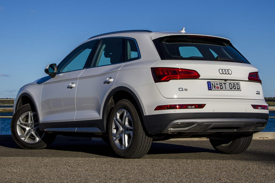 It's immediately recognisable as a Q5, in much the same way the A4 and A5s are similar to their antecedents. (image credit: Peter Anderson)