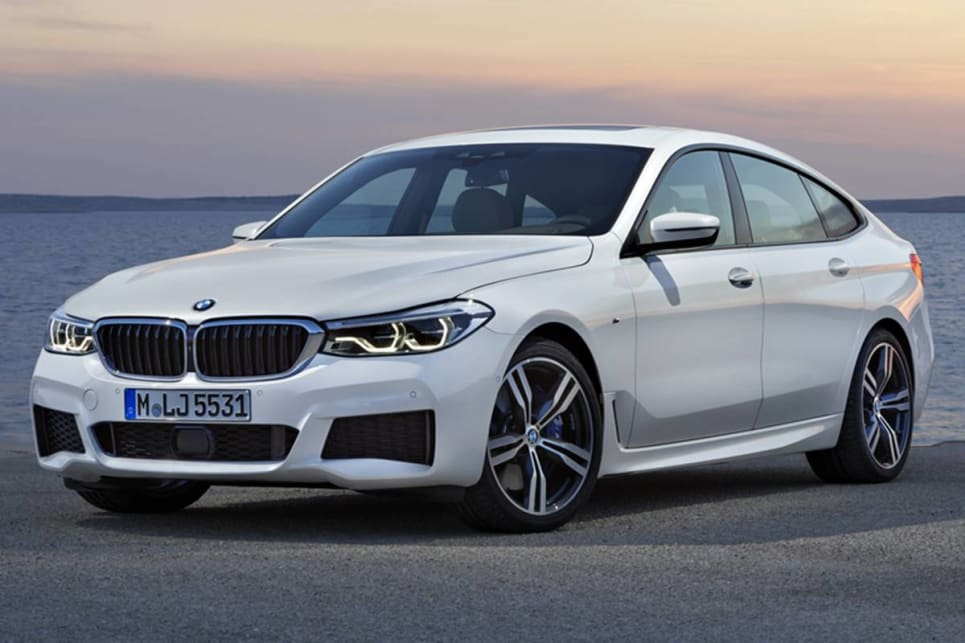 2017 BMW 6 Series >> Bmw 6 Series Gran Turismo 2017 Pricing And Spec Confirmed