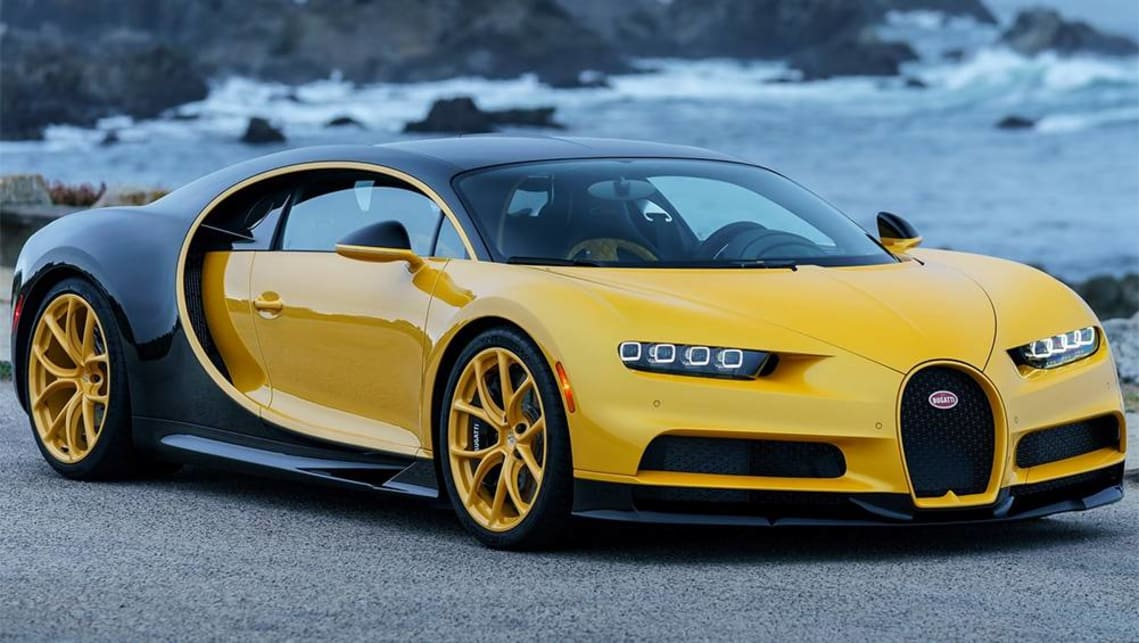 Bugatti Chiron Price What One Would Cost In Australia Car Advice Carsguide