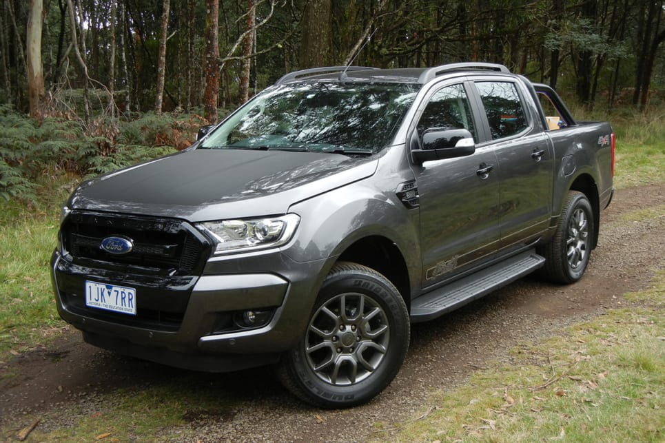 2017 Ford Ranger >> Ford Ranger Fx4 2017 Review Carsguide