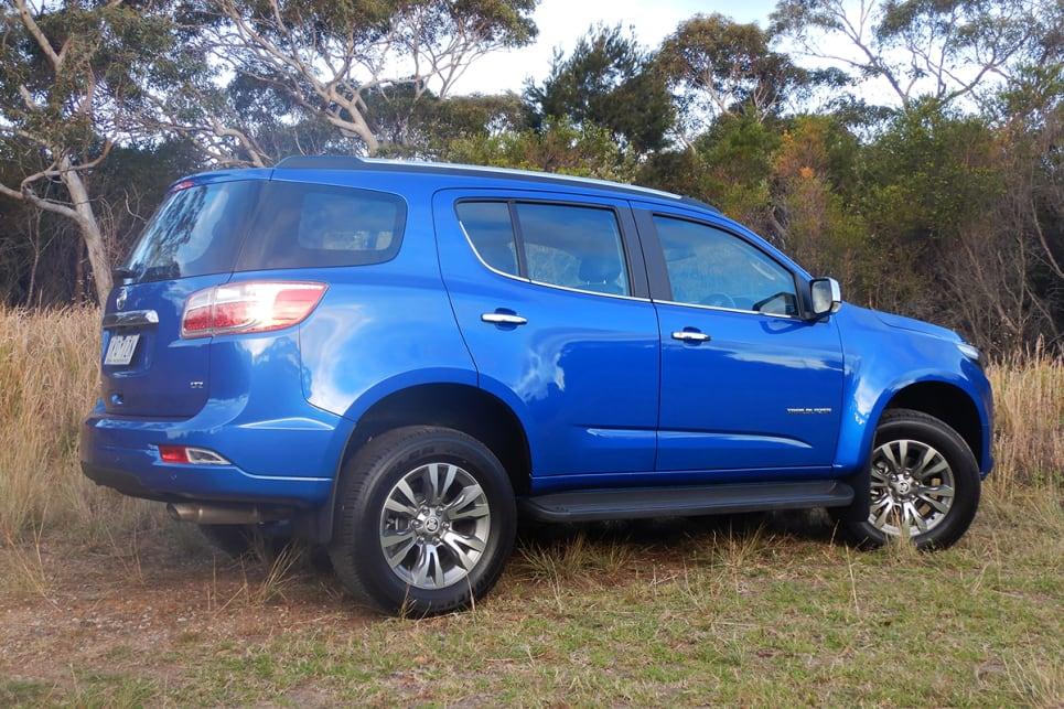 Holden Trailblazer 2018 review | CarsGuide