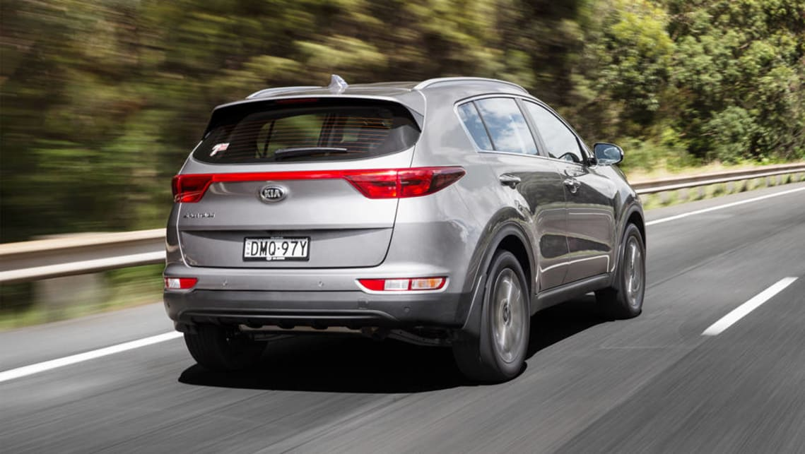 The Sportage line-up has expanded with the addition of a mid-spec Si Premium variant.