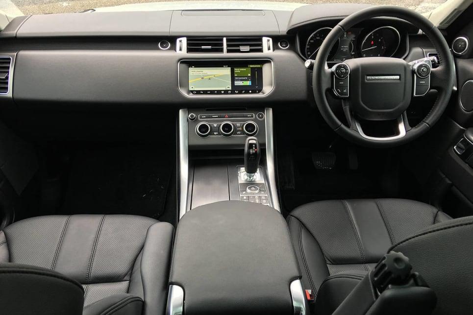 Land Rover Range Rover Sport SE TDV6 2017 review | CarsGuide