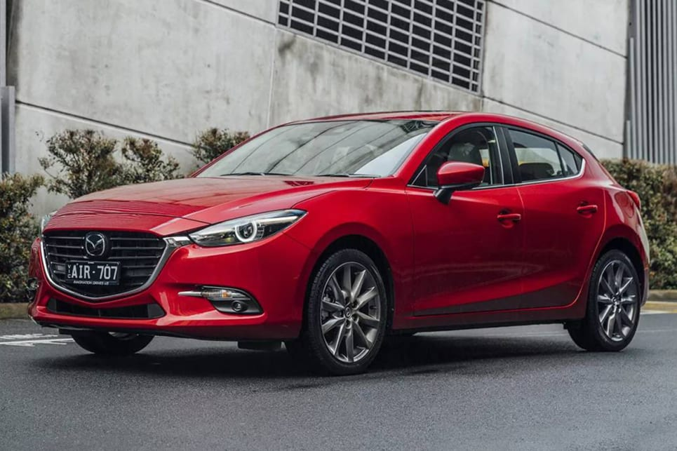Mazda Cx 3 >> Mazda 3 Vs Cx 3 Car Advice Carsguide