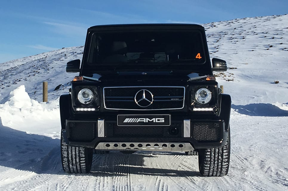 Mercedes Box Suv >> Mercedes Amg G63 2017 Review Carsguide
