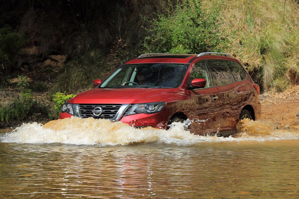 Nissan Pathfinder 2017 review   CarsGuide