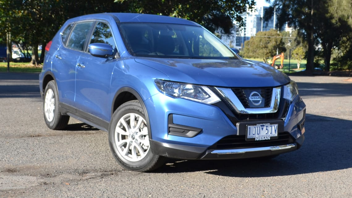 7 Seater Suv 2017 >> Nissan X Trail St 2wd 7 Seat 2017 Review Carsguide