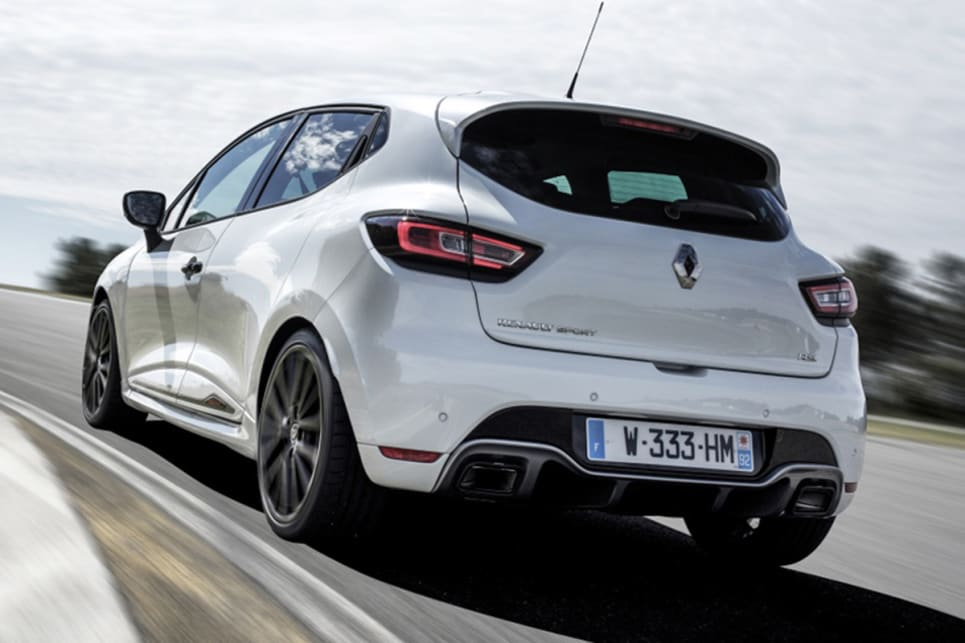 Renault Clio RS Trophy 2017 pricing and spec confirmed - Car