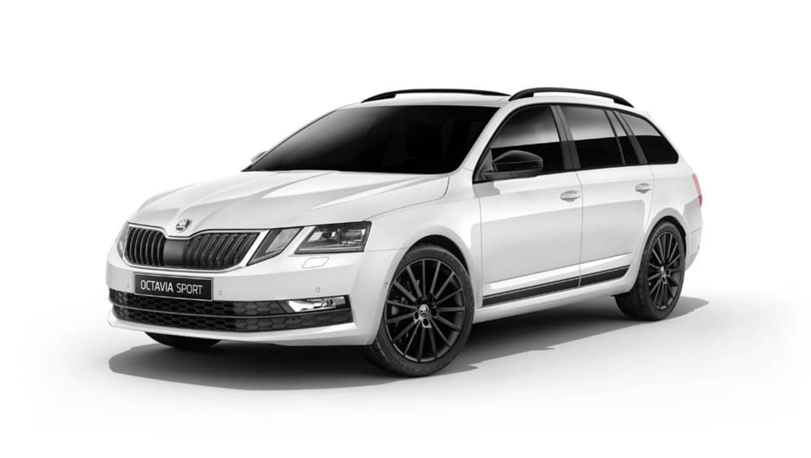 The refreshed Skoda Octavia range now features a Sport model that is the new mid-spec variant.