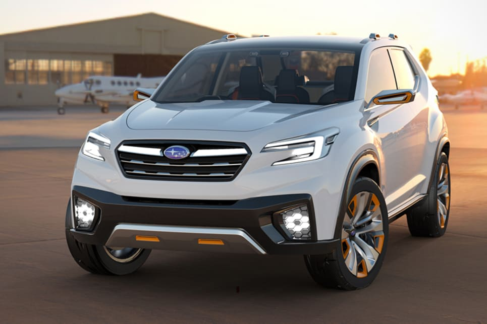subaru forester 2018 set for secondhalf launch  car news