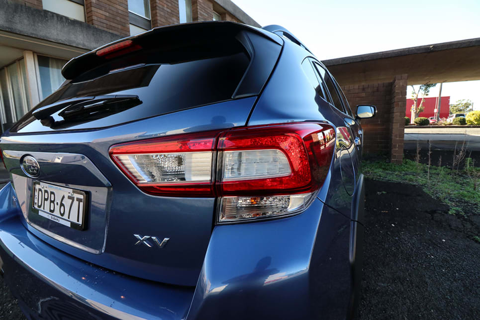 A topping the exterior update is new taillights. (image credit: Tim Robson)