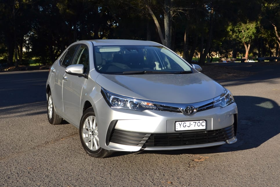 Toyota Corolla Ascent Sedan 2017 Review Carsguide