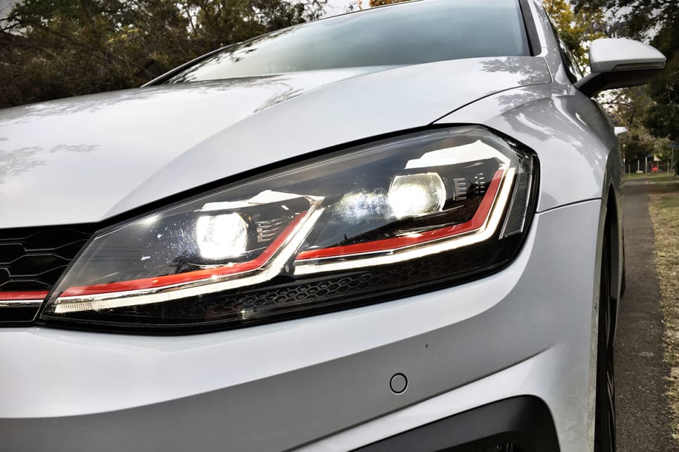 Not only are the headlights automatic, but so are the high-beams.