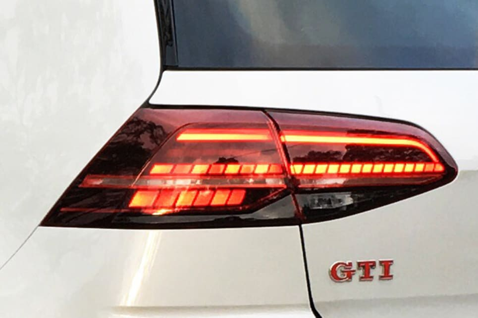 'Premium' LED tail-lights with dynamic indicators are just some of the extra features.