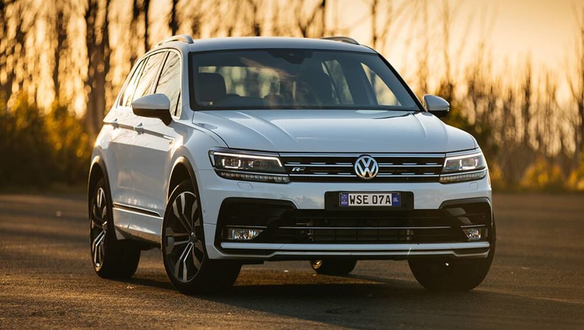 Recall Thousands Of Volkswagen Tiguan Suvs Could Have Their Roof Spoilers Fall Off Car News Carsguide