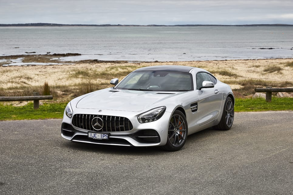 Mercedes Benz Amg Gt >> Mercedes Amg Gt S 2018 Review Carsguide