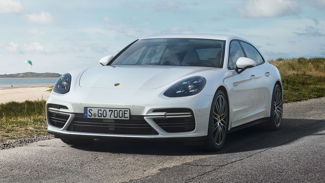 New Porsche Panamera Turbo S E Hybrid 2021 Detailed 500kw Plus Plug In Hybrid Performance Flagship Coming Soon Car News Carsguide