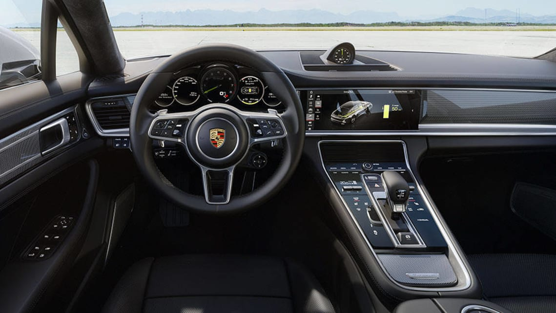 2017 Porsche Panamera Turbo S E Hybrid New Car Sales Price Car News Carsguide