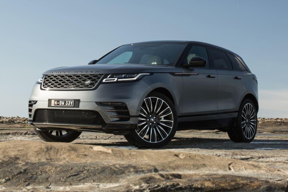 Range Rover Velar 2017 pricing and spec confirmed - Car News