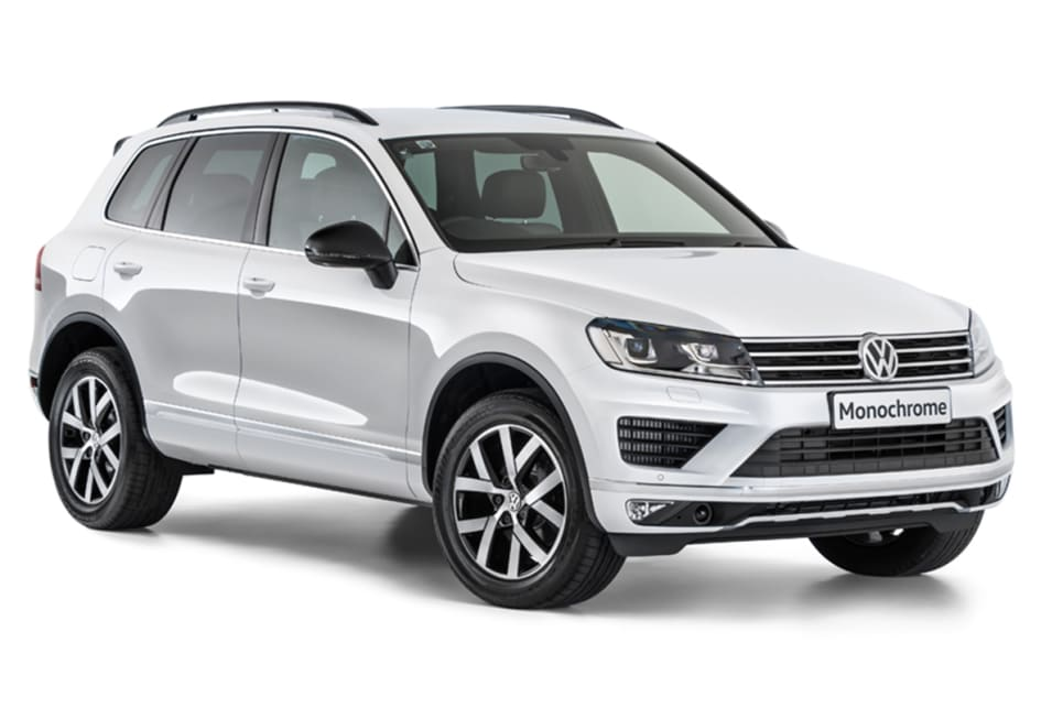 volkswagen touareg monochrome 2017 pricing and spec confirmed car news carsguide. Black Bedroom Furniture Sets. Home Design Ideas
