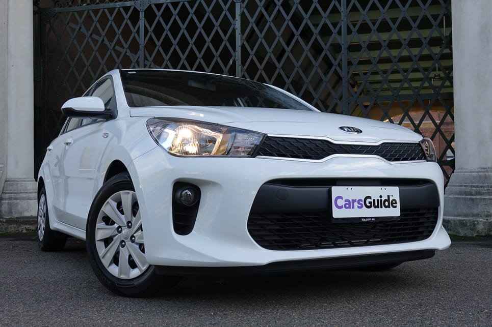 Kia Rio S Manual 2017 Review Carsguide