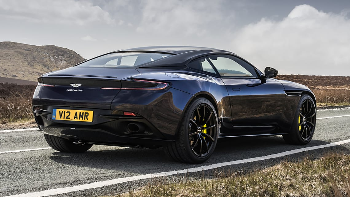 Aston Martin Db11 Amr 2018 Pricing And Specs Confirmed Car News Carsguide