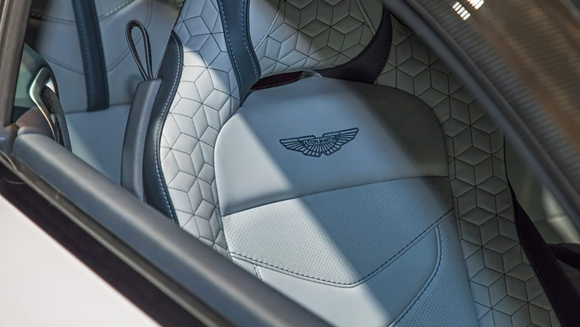 Aston Martin DBS Superleggera 2018 pricing and spec
