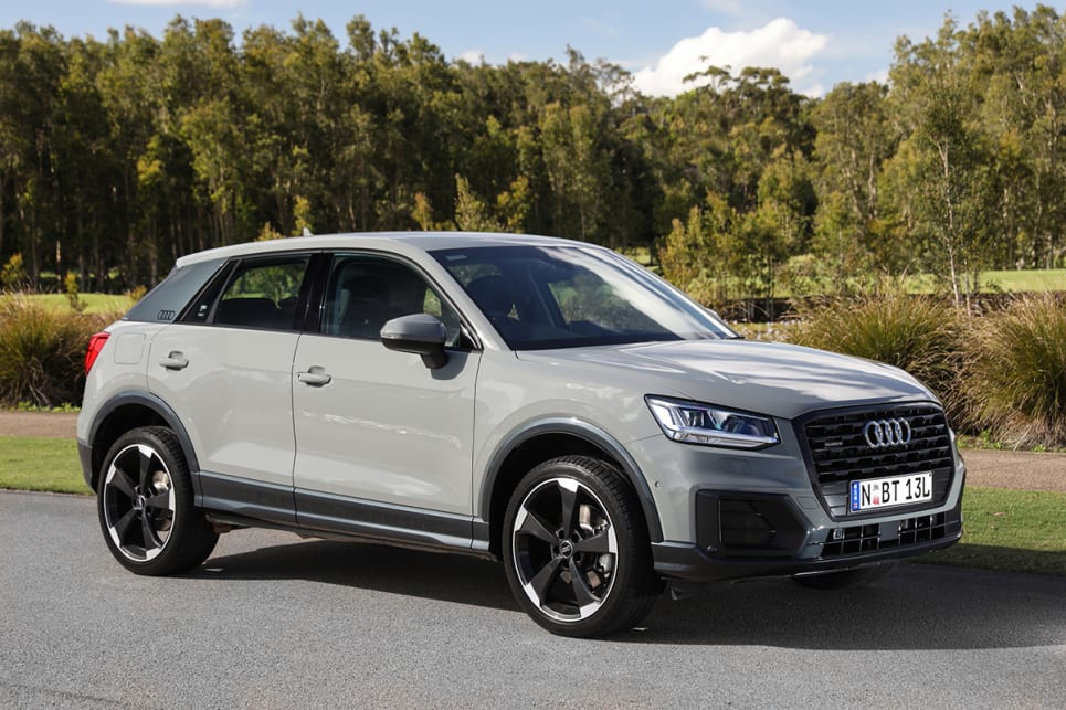The Audi Q2 2018 range is now available to order.