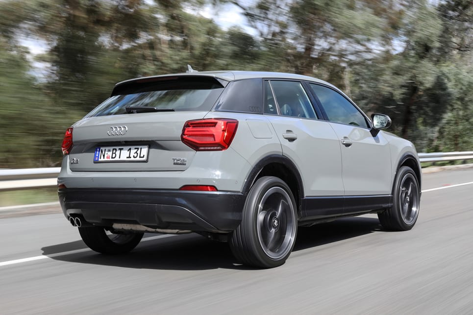 The Audi Q2 range has been awarded the maximum five-star ANCAP score.