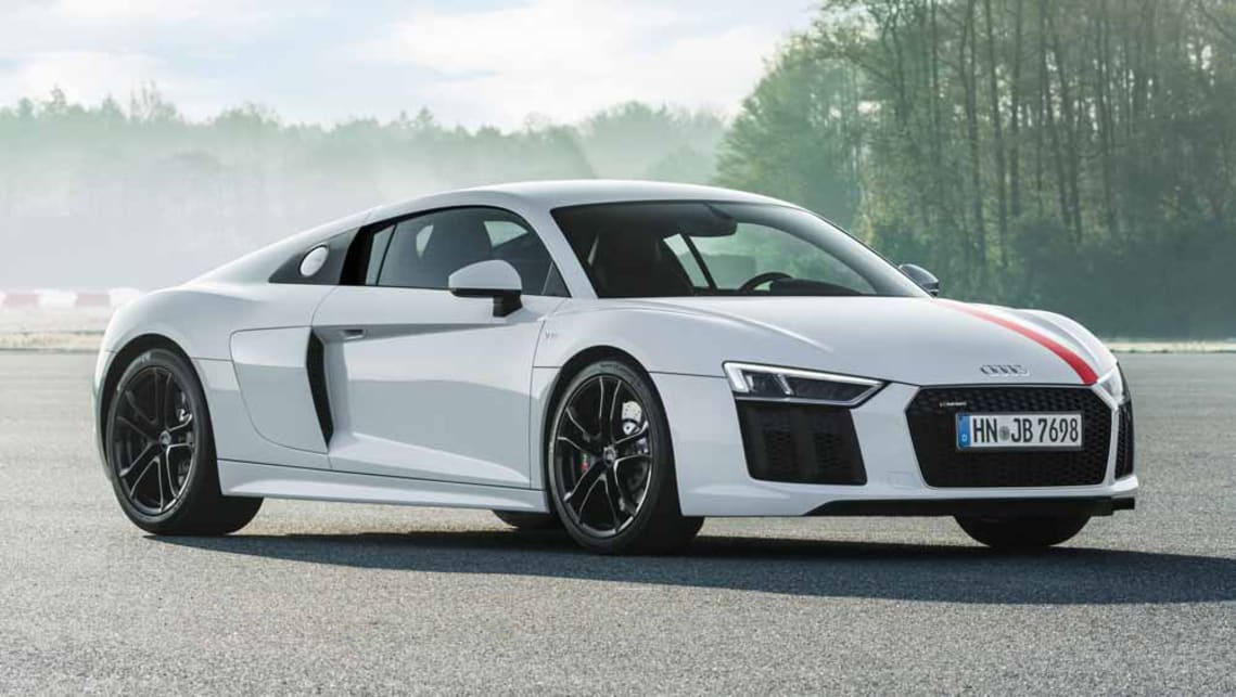 Audi R8 RWS 2018 pricing and spec confirmed - Car News