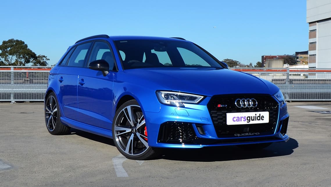 Audi RS3 2018 review: Sportback | CarsGuide