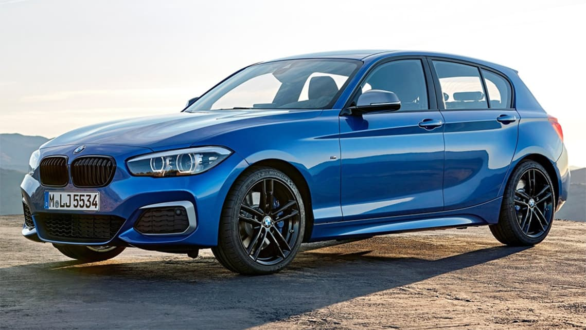 At the moment, the M140i stands alone as the only performance version of the 1 Series.