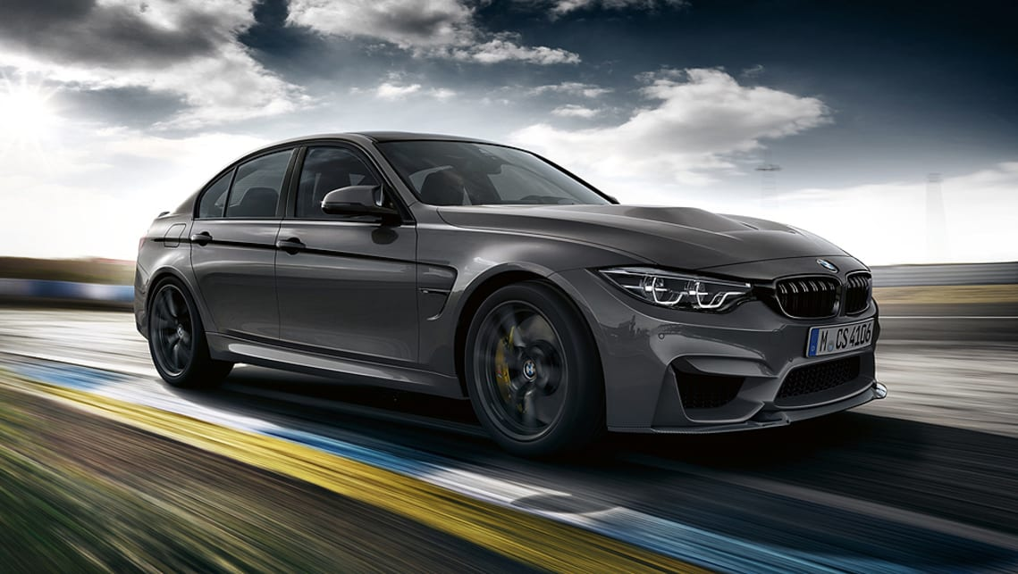 Bmw M3 Cs 2018 Pricing And Spec Confirmed Car News Carsguide