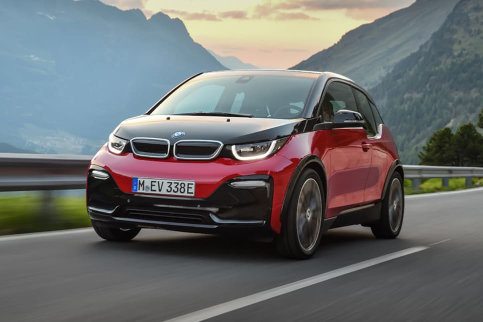 Thanks to a boosted electric motor, the i3s develops a 135kW/270Nm punch that enables sportier driving.