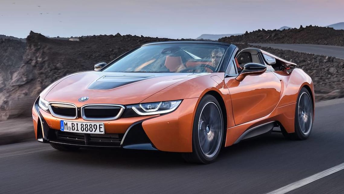 Bmw I8 Roadster 2018 Pricing And Specs Confirmed Car News