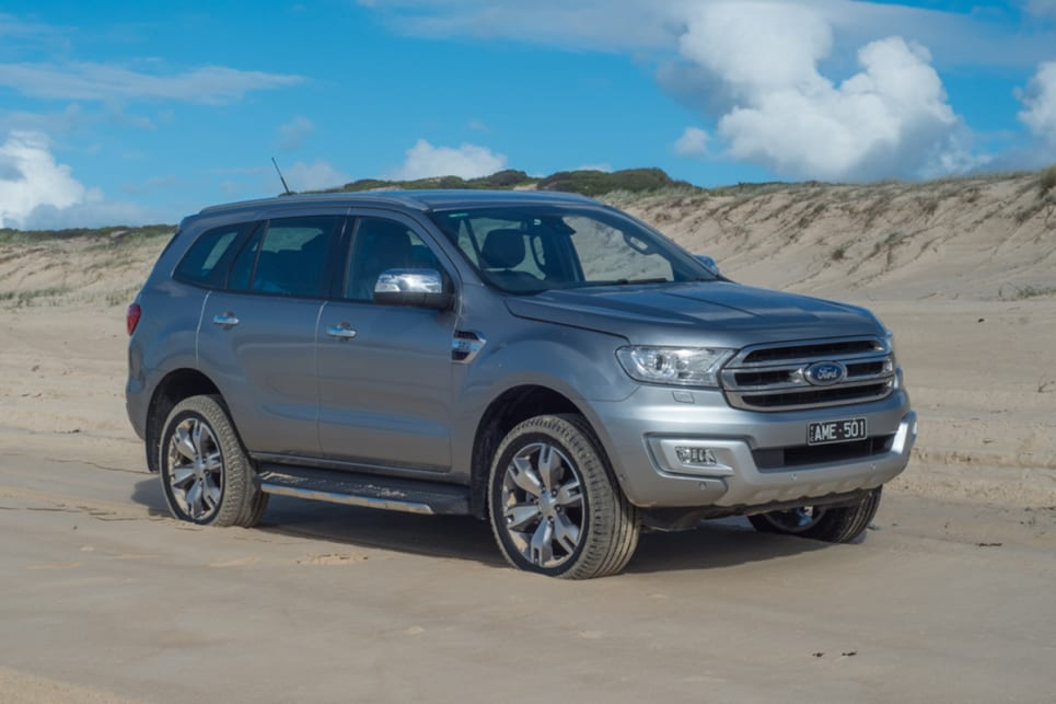 2018 Ford Everest: One Of Brand's Most Capable SUVs Ever >> Ford Everest Titanium 4wd 2018 Off Road Review Carsguide