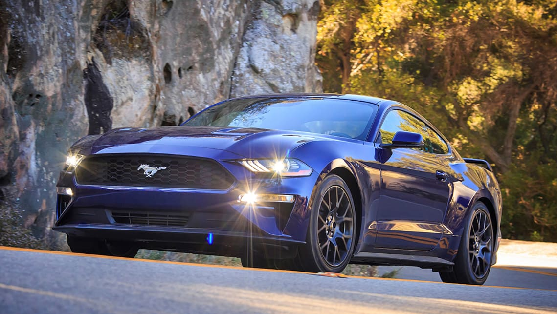Ford Mustang 2018 Pricing And Specs Confirmed Car News Carsguide