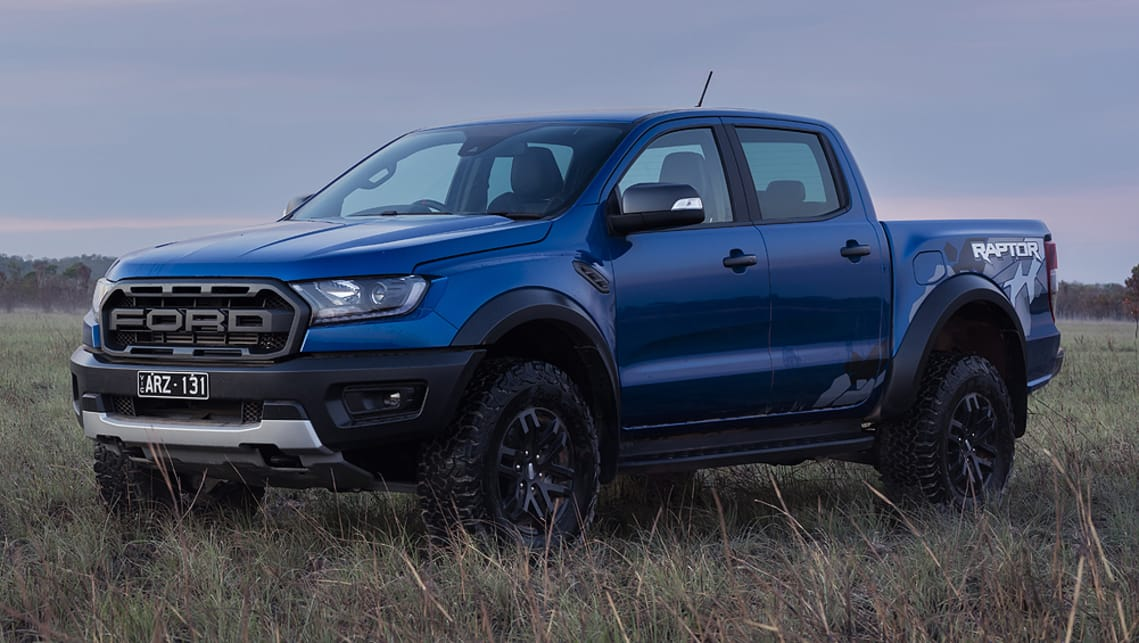 Ford Ranger 2018 >> Ford Ranger Raptor 2018 Misses Out On Aeb Car News Carsguide