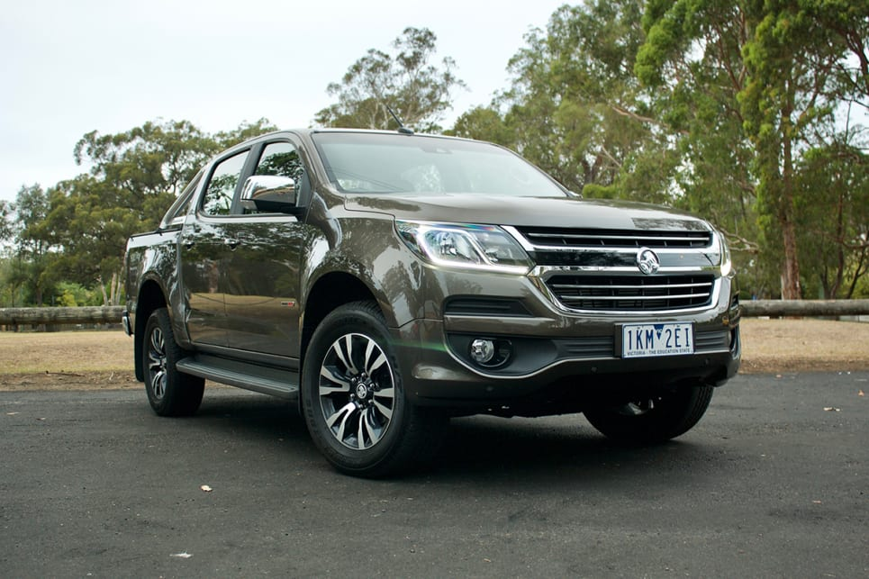 Holden Colorado 2018 review | CarsGuide